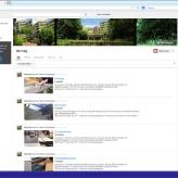 Screenshot YouTube-Kanal