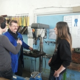 Interview Metallwerkstatt