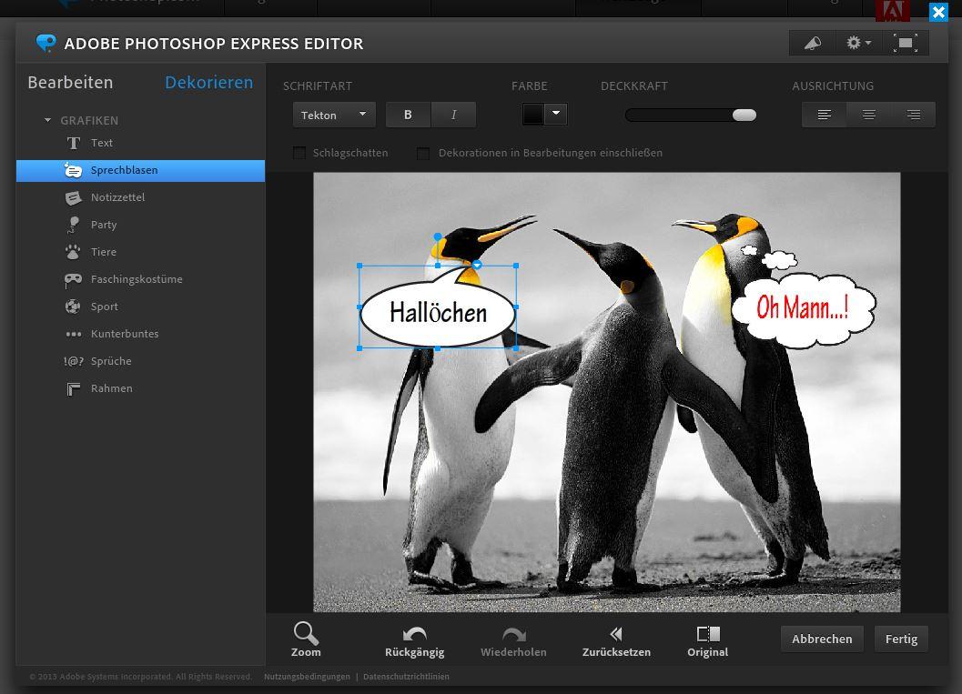 Photoshop.com Screenshot
