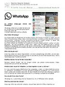 "Handout ""WhatsApp"""