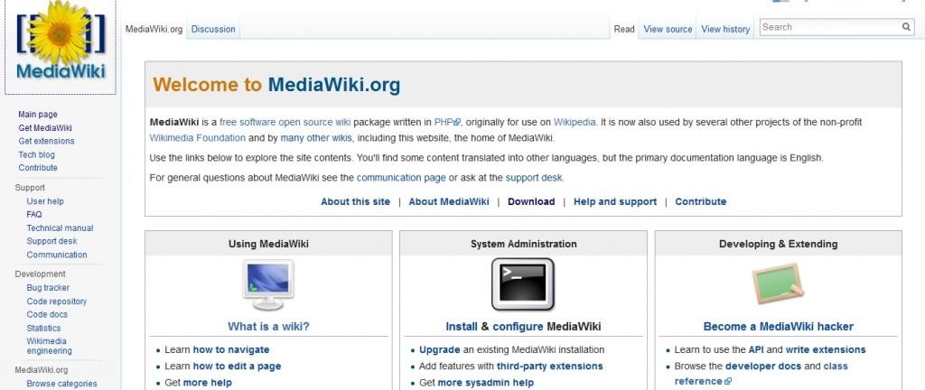 Wiki Seite